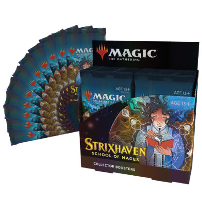 Collector box strixhaven open