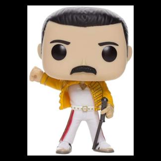 Freddie Mercury wembley 1