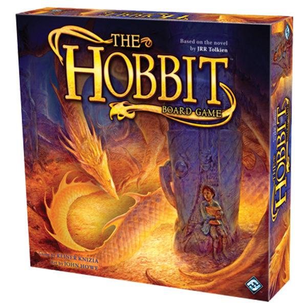 El Hobbit juego de mesa