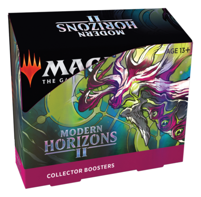 collector edition booster box modern horizons 2