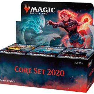 core 2020 booster box