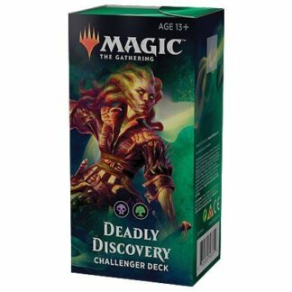 deadly discovery challenger deck