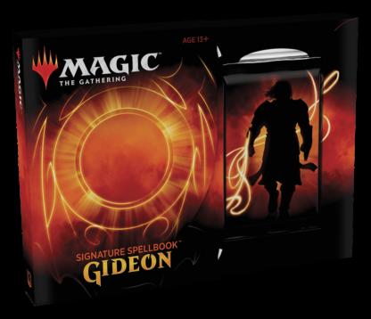 Spellbook Gideon 1