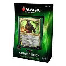natures vengeance commander deck