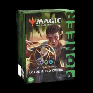 Lotus Field Combo