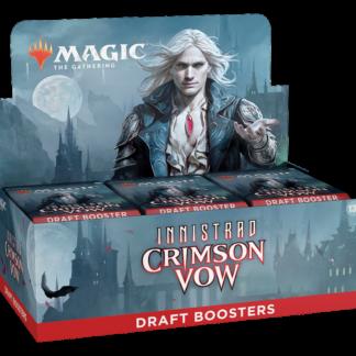 Draft booster box Innistrad Crimson Vow