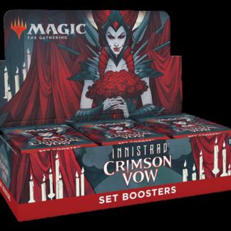 Set Booster box Innistrad Crimson Vow