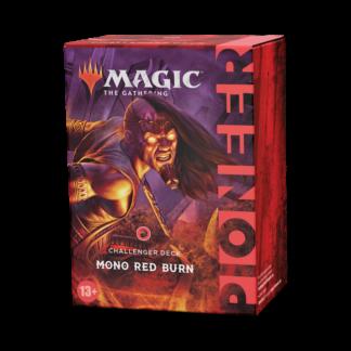 Mono Red Burn
